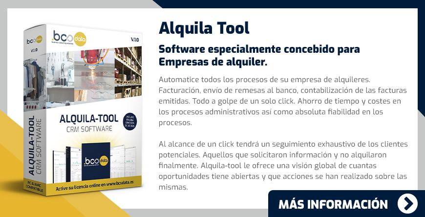 Software de Gestión alquiler Sevilla